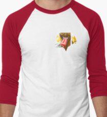 Summer Fun With Ice Cream Men's Baseball ¾ T-Shirt