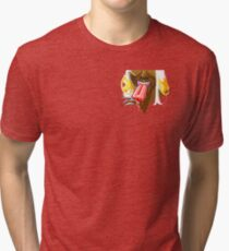 Summer Fun With Ice Cream Tri-blend T-Shirt