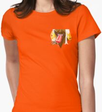 Summer Fun With Ice Cream Women's Fitted T-Shirt