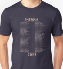 The Tour 2019 Unisex T-Shirt