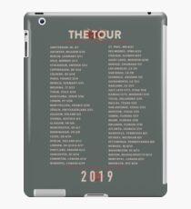 The Tour 2019 iPad Case/Skin