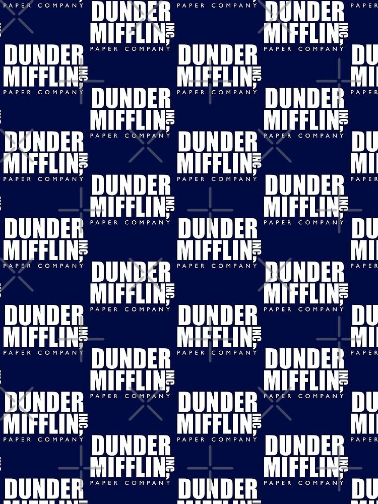 Dunder Mifflin Inc. von drtees