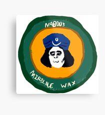 Naboo's Miricale Wax Metal Print
