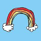 Regenbogen von Pia Kolle