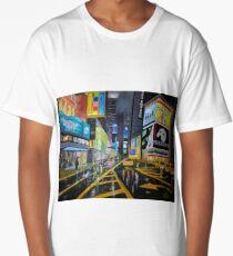 Times Square Long T-Shirt