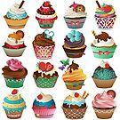 Cupcakes von kennasato