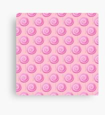 Princess lollipop Canvas Print