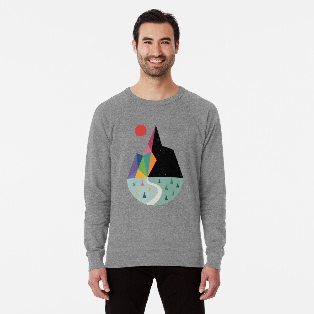 Bright Side Lightweight Sweatshirt
