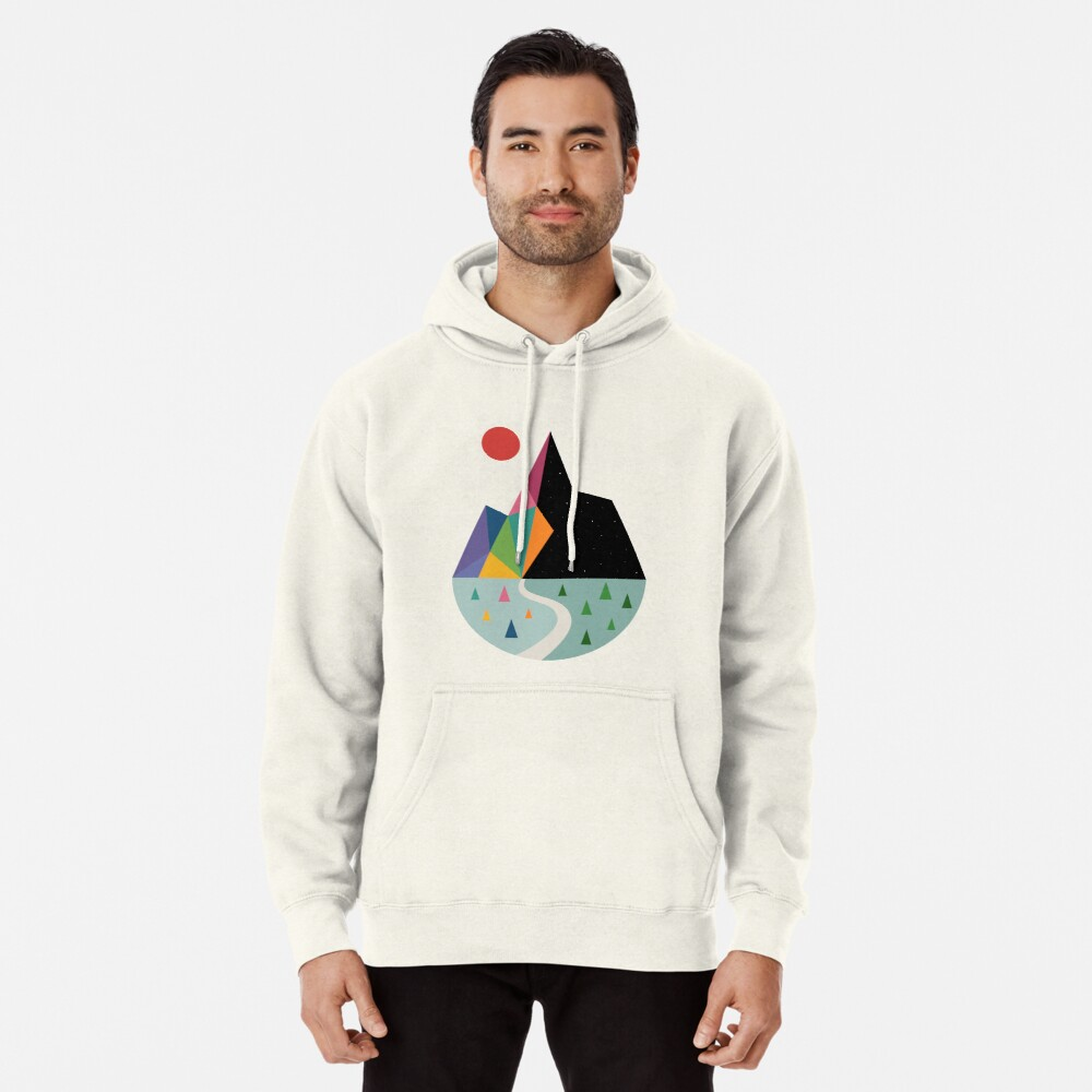 Bright Side Pullover Hoodie