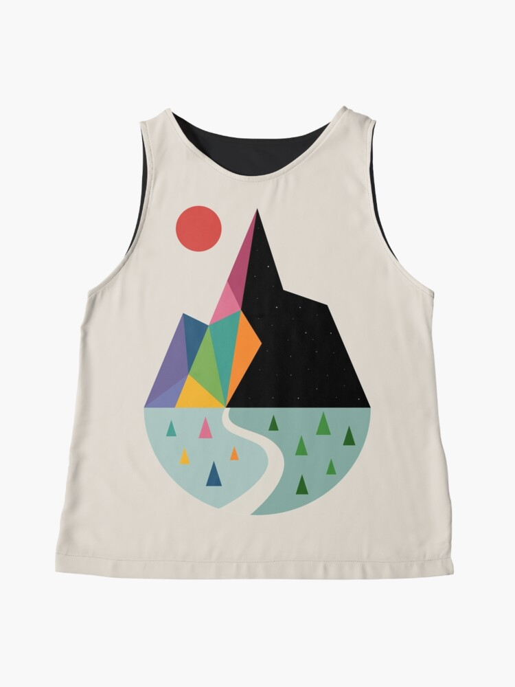 Alternate view of Bright Side Sleeveless Top
