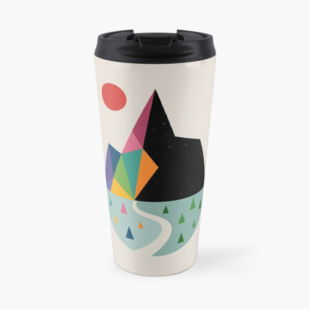 Bright Side Travel Mug