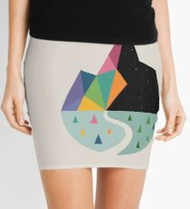 Bright Side Mini Skirt