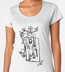 The Time Traveller's Adventure Women's Premium T-Shirt