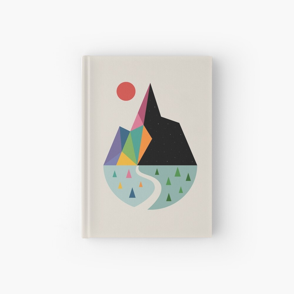 Bright Side Hardcover Journal