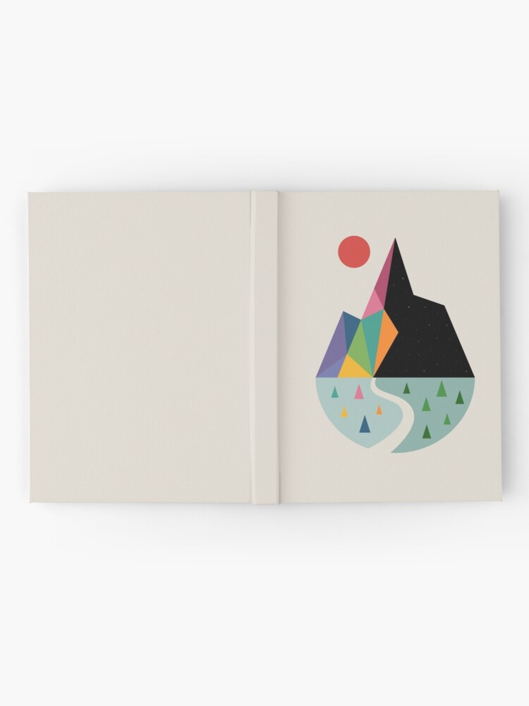 Alternate view of Bright Side Hardcover Journal