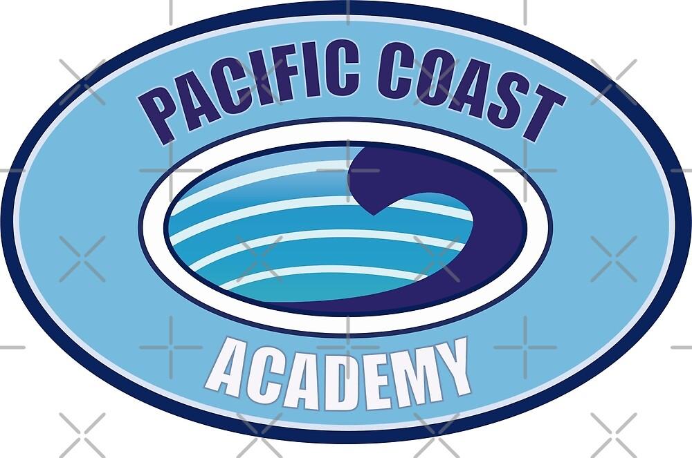 Pca Zoey 101 Pacific Coast Academy Logo By Mavydesigns
