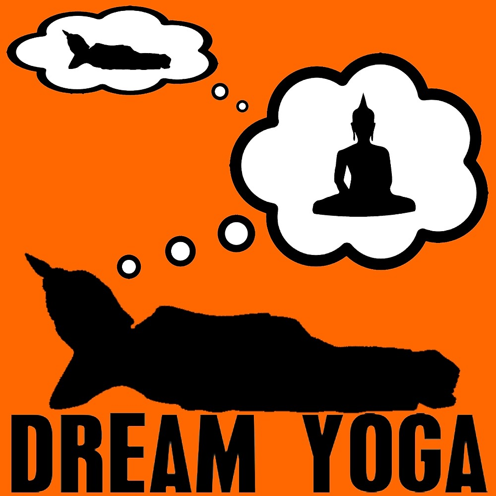 Dream Yoga by Elliott Gish