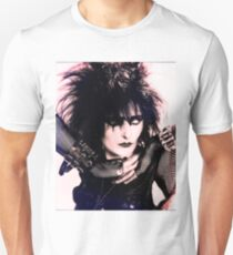 Siouxsie Sioux - Siouxsie and the Banshees Slim Fit T-Shirt