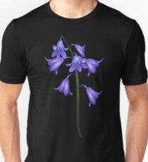 Bluebell Blue Unisex T-Shirt