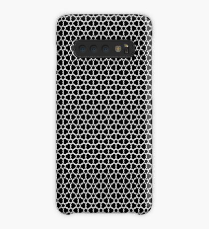 Hexagons Pattern by Wyn Case/Skin for Samsung Galaxy
