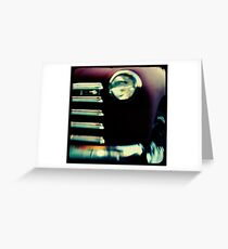 Ttv: Grill Greeting Card