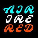 Air Ire Red – Two by alannarwhitney