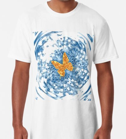 Butterfly Long T-Shirt