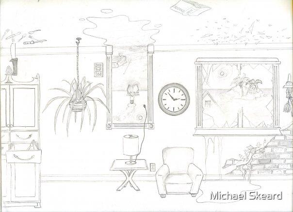 downside up by Michael Skeard