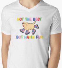 Not The Best But....  Men's V-Neck T-Shirt