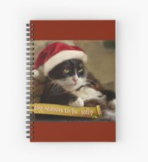 'Tis the season for Trouble Spiral Notebook