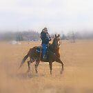 Horse Power..... by Larry Llewellyn