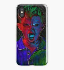Screaming iPhone Case