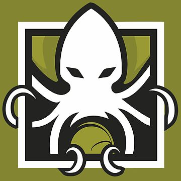 Alibi Operator Icon by mbftees