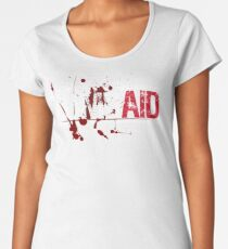 ZOMBAID Women's Premium T-Shirt