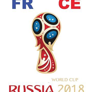france world  soccer by yellowpinko