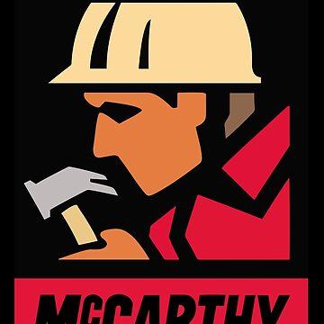 McCarthy political pop by reydefine