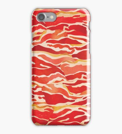 Bacon Pattern iPhone Case/Skin