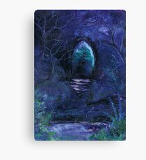 The Still of the Night Canvas Print