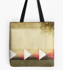 Argyle Wall Tote Bag