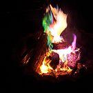 Campfire by Brian Dodd