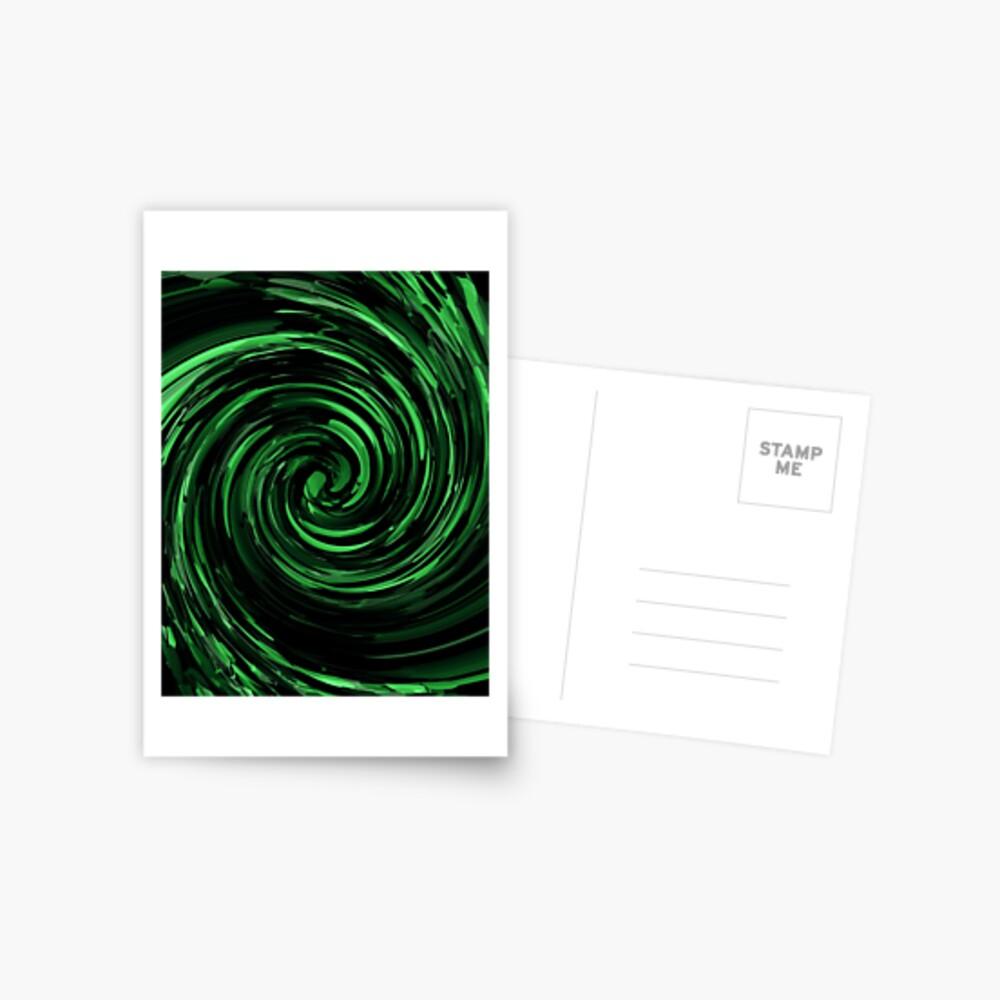Mitternachtsträume Postkarte