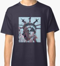 Miss Liberty [sharp mosaic edition] Classic T-Shirt