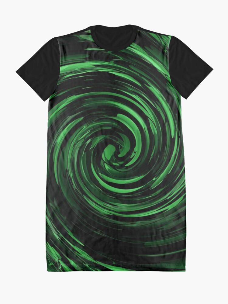 Alternative Ansicht von Mitternachtsträume T-Shirt Kleid