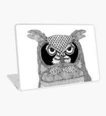 Give a Hoot Laptop Skin