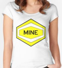 Mine Women's Fitted Scoop T-Shirt