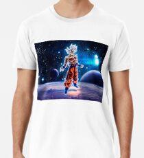 Goku Super Saiyan Azul Men's Premium T-Shirt