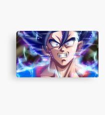 Ultra Instinct Goku Mastered Canvas Print