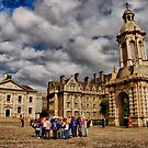 Triniti College (Dublin, Ireland) by Yevgen Pogoryelov