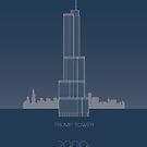 Trump Tower Chicago by scbb11Sketch