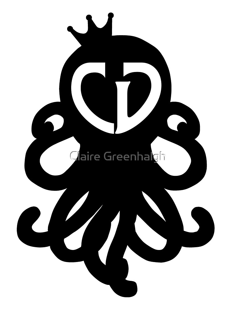 Logo - Black by Claire Greenhalgh